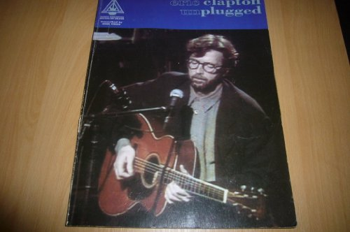 Eric Clapton: Unplugged (Guitar Recorded Versions). Sheet Music for Guitar Tab, with chord symbols