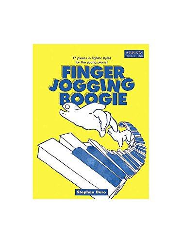 Finger Jogging Boogie By Stephen Duro