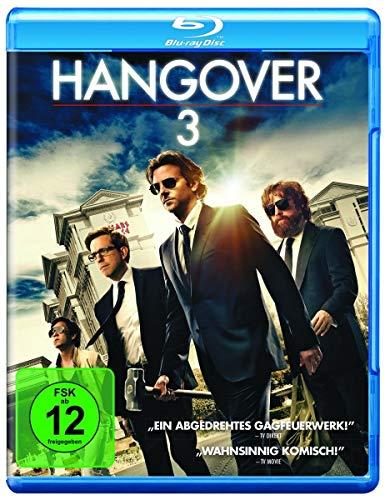 HANGOVER 3 (BLU-RAY) - VARIOUS
