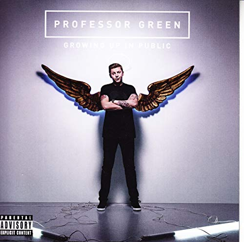 Professor Green - Growing Up In Public By Professor Green
