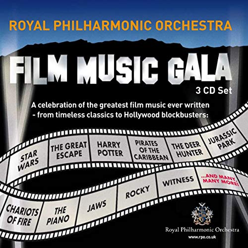 Royal Philharmonic Orchestra - Film Music Gala  [Royal Philharmonic Or