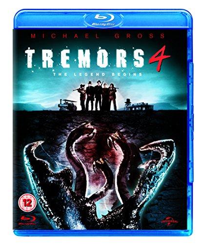 Tremors 4 12: Tremors 4: The Legend Begins [Blu-ray] [2004] [Region Free