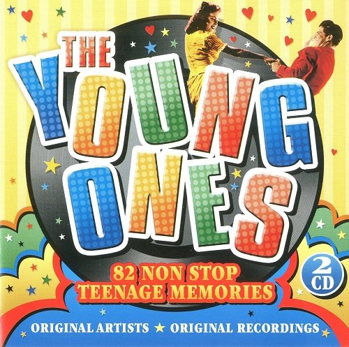 Various Artistes - The Young Ones: 82 Non Stop Teenage Memories