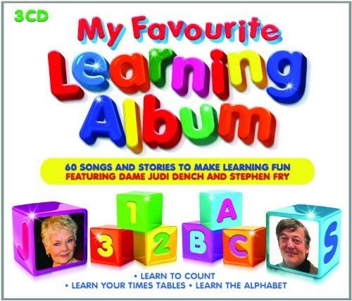 Various Artists - My Favourite Learning Album By Various Artists
