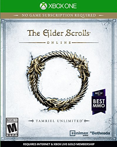 Xbox 360 - Elder Scrolls Online: Tamriel Unlimited
