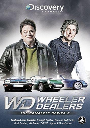 Wheeler Dealers: Series 6