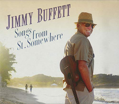 Jimmy Buffett - Songs From St Somewhere
