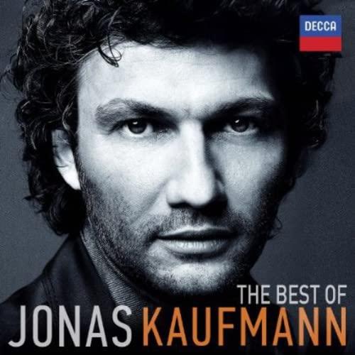Jonas Kaufmann - The Best Of Jonas Kaufmann By Jonas Kaufmann