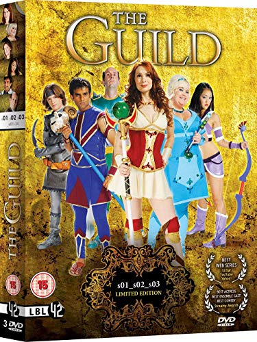 The Guild: Seasons 1 - 3