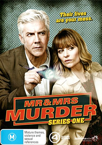 Mr and Mrs Murder Season 1 DVD (Region 4 Pal)