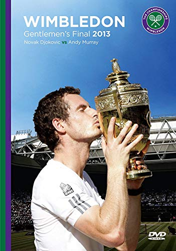 Wimbledon: Official 2013 Gentlemen's Final - Novak Djokovic vs Andy Murray - Double DVD: The Complet