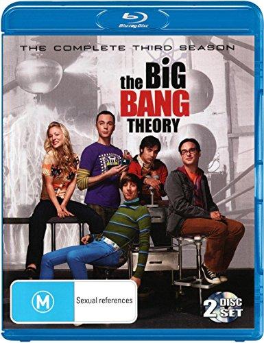 The Big Bang Theory: Season 3 Blu-Ray