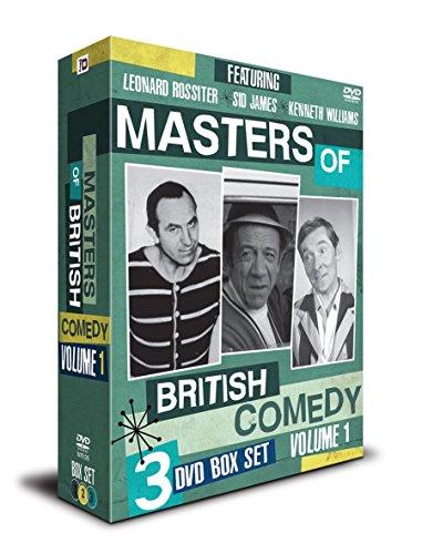 Masters of British Comedy: Volume 1
