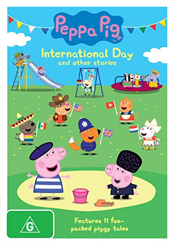 Peppa Pig: International Day