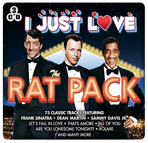Sammy Davis Jr - I Just Love The Rat Pack