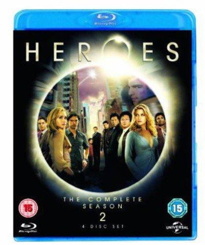 Heroes Series 2 Set Blu Ray