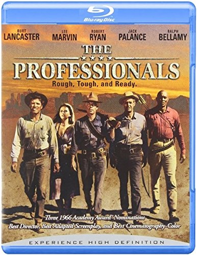 Unnamed, Unnamed - The Professionals - All Region blu-ray import