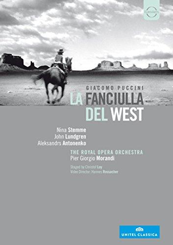 Puccini: La Fanciulla Del West  [Euroarts: 2072598