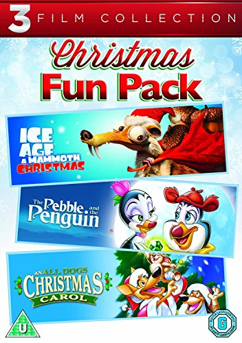 Ice Age A Mammoth Christmas.Ice Age A Mammoth Christmas The Pebble And The Penguin An All Dogs Christmas Carol Christmas Fu
