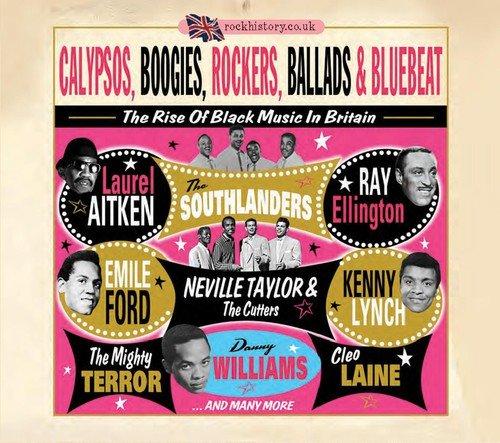 Various Artists - Calypsos, Boogies, Rockers, Ballads & Bluebeat By Various Artists