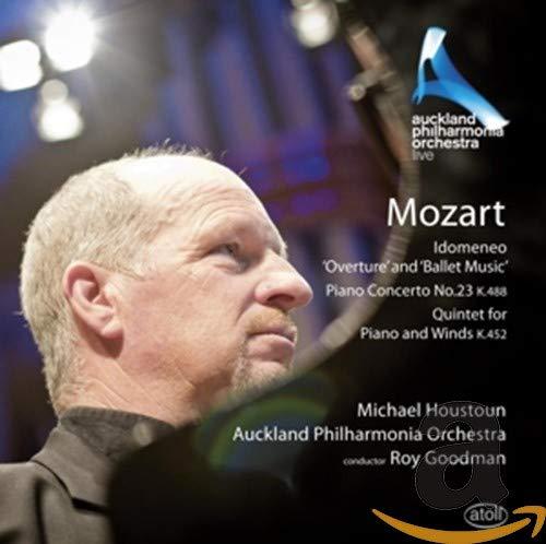 Michael Houstoun (piano) - Mozart Orchestral Works