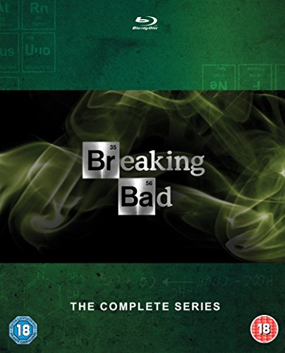 Breaking Bad: The Complete Series (includes UltraViolet copy)