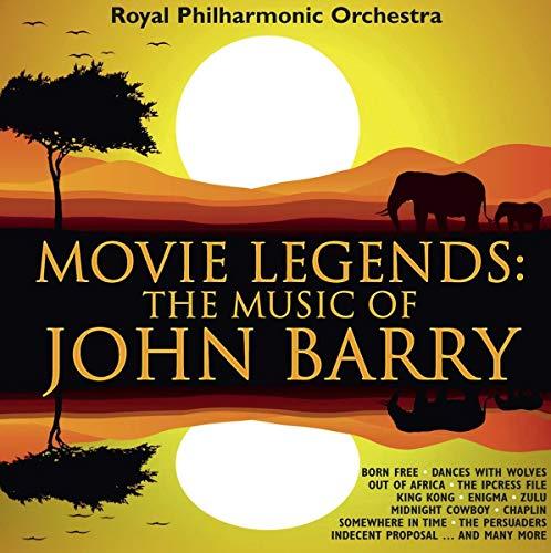 Royal Philharmonic Orchestra - Barry: Movie Legends [Paul Bateman, Tolga Kashif, Nick Ingman, Nic Ra