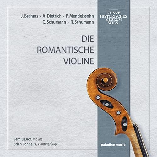 Sergiu Luca   Brian Connelly - Works by Mendelssohn Bartholdy, Robert Schumann, Clara Schumann, ao