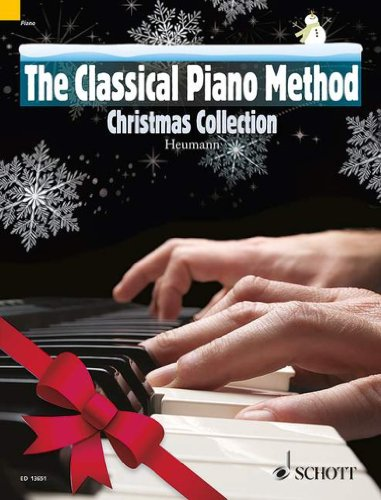 Christmas Collection - The Classical Piano Method - Piano - ( ED 13651 ) By Hans-Gnter Heumann
