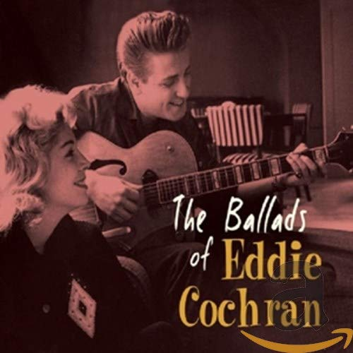 Eddie Cochran - Ballads By Eddie Cochran
