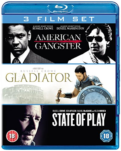 American Gangster/Gladiator/State Of Play
