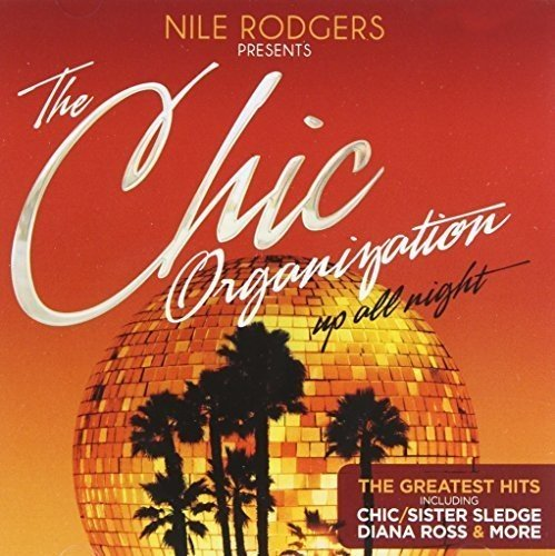 Nile Rodgers Various Artists - Nile Rodgers Presents The Chic
