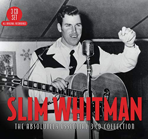 Slim Whitman - The Absolutely Essential 3CD Collection By Slim Whitman
