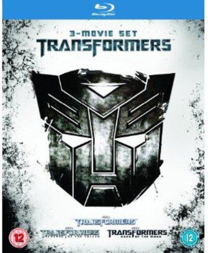 Transformers 3-Movie Set