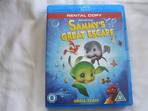 SAMMY'S GREAT ESCAPE RENTAL COPY
