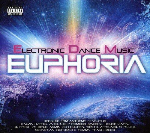 Various Artists - Electronic Dance Music Euphoria