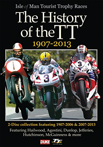 Artist Not Provided - History of the TT 1907 - 2013 (2 disc) DVD