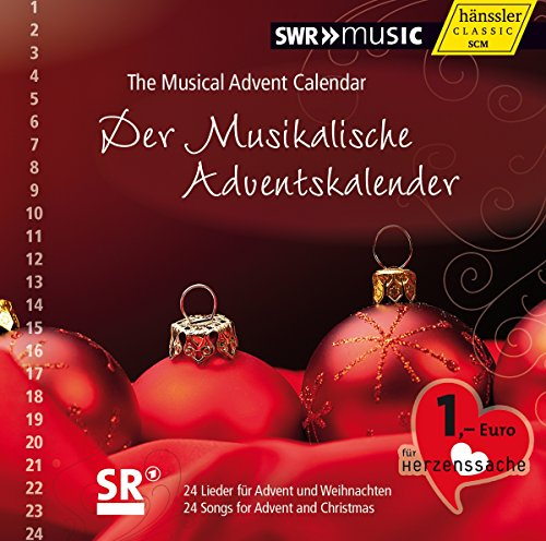Various - Musical Advent Calendar 2013 By Various
