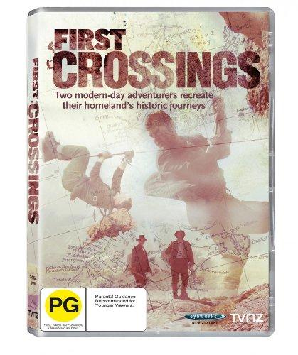 First Crossings ~ Season 1 (2DVDS) (PAL) (REGION 0)