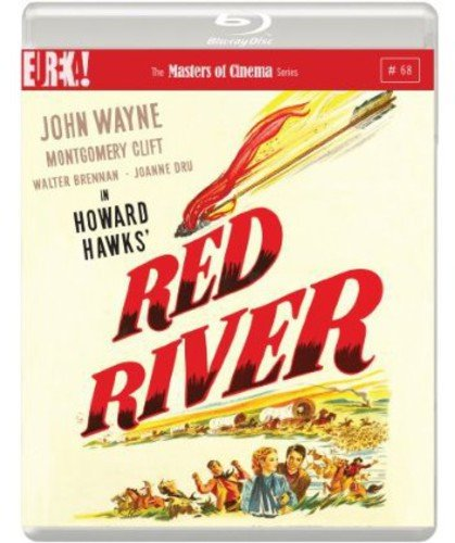 Red River (The Masters of Cinema)