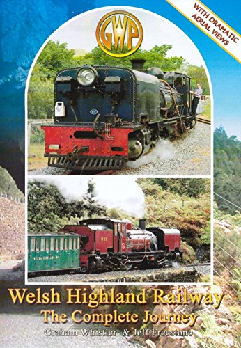 The Welsh Highland Railway Dvd, The Complete Journey