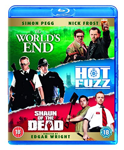The World's End/Hot Fuzz/Shaun of the Dead