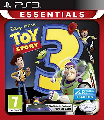 Toy Story 3 - Essentials (PS3)