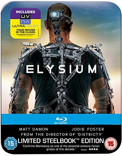 Elysium - Steelbook