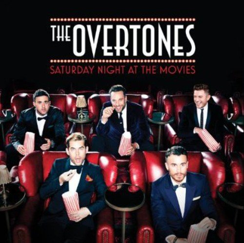 Saturday Night at the Movies By The Overtones