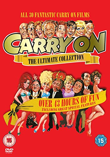 Carry On - The Complete Collection