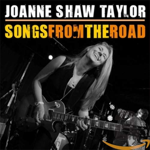 Joanne Shaw Taylor - Songs From The Road (CD + DVD) By Joanne Shaw Taylor