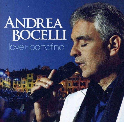 Andrea Bocelli: Love in Portofino By Andrea Bocelli