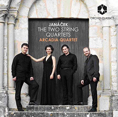 Arcadia Quartet - Janacek: The Two String Quartets