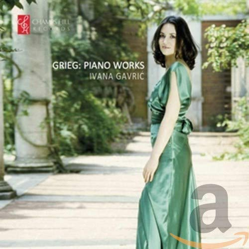 Ivana Gavric - Grieg: Piano Works
